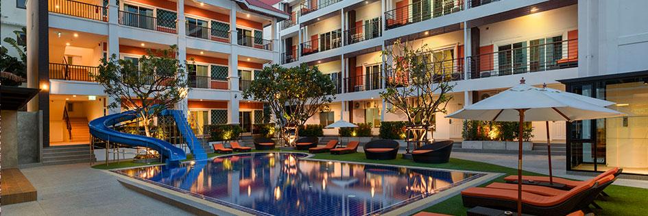 Pattaya Hotel Fx Hotel Pattaya